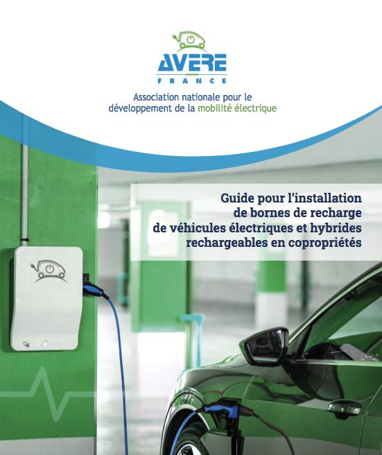MARICI Avocats a participé à la rédaction du Guide de l'AVERE à destination des copropriétés pour l'installation des bornes de recharge